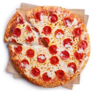 7 Eleven Pepperoni Pizza