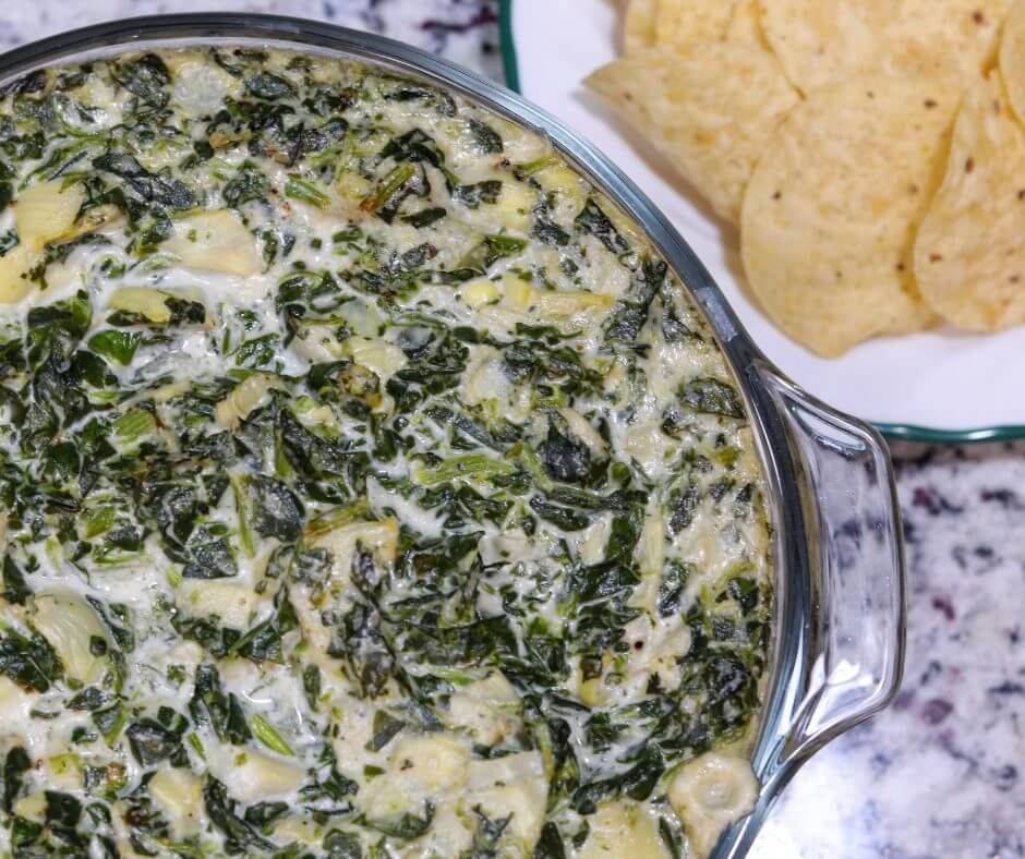 Copycat Applebee S Spinach Artichoke Dip Fast Food Menu Prices