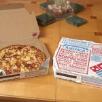 Domino's Gluten-Free Pizza Review