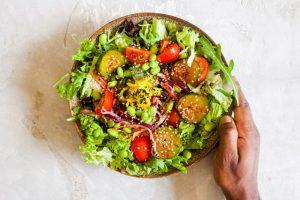 Elmer Diner salad bar
