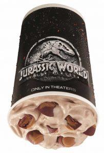 Jurassic Chomp Blizzard