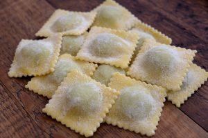 Maggiano's pasta bar