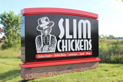 Slim Chickens Menu Prices