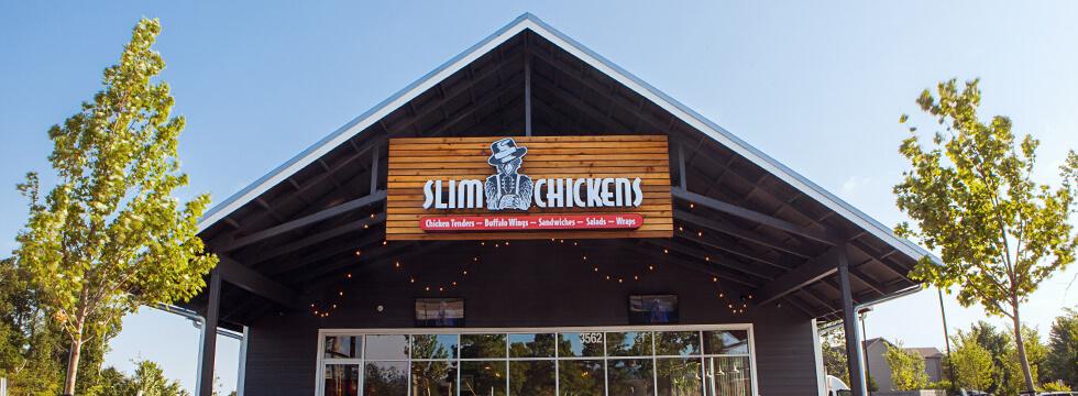 Slim chickens Menu