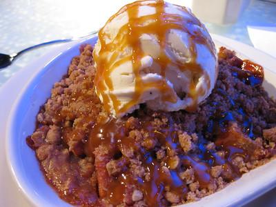 Dessert at Kona Grill