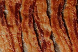 Does Slutty Vegan sell bacon