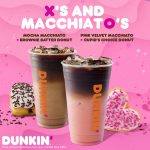 Dunkin Is Bringing Back The Pink Macchiato For Valentines Day 2021