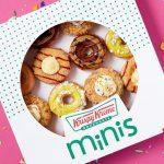 Krispy Kreme Has New Mini Donut Flavors