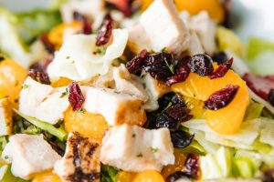 Stonefire Grill salads