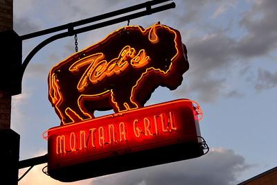 Teds Montana Grill Menu