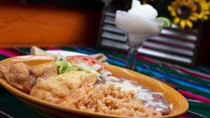 fiesta salad at El Toro