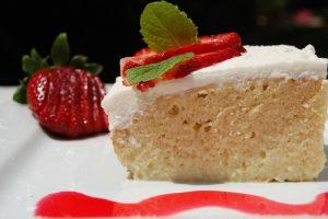 Copycat Chuy's Tres Leches Cake Recipe