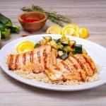 California Fish Grill Menu & Prices 2021